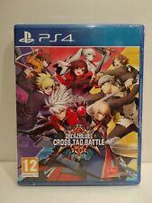 Blazblue Cross Tag Battle - Jeu PS4 - PAL Euro Neuf/ New & selead + B.O mini CD