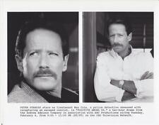 "Peter Strauss ""Fugitive Among Us"" 8X10 Orig. TV Still"