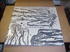 LP:  SACCHARINE TRUST - The Great One Is Dead  NEW UNPLAYED 2xLP Download