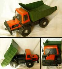 Old model car BMZ Truck USSR Tin Toy 1970s