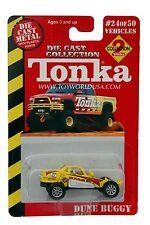 2000 Tonka Collection 2 #24 of 50 Vehicles Dune Buggy