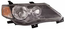 2009 Mitsubishi Outlander New Right/Passenger Side Halogen Headlight Assembly