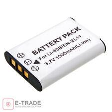 EN-EL11 D-LI78 Battery For Nikon Coolpix S520 S550 S560 - 1000mAh - Formax