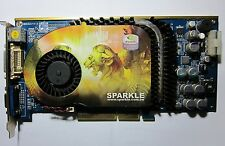 Sparkle Geforce 6800 128MB AGP Video Card with VGA,DVI, S-Video output SP-AG40DT