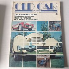 Old Car Illustrated Magazine Rebuilding Old Cars Fall 1975 Premiere 060117nonrh2