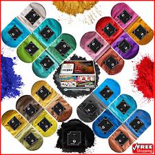 Mica Powder - Epoxy Resin Dye Color Pigment Set 25 Colours Tone Metallic Pearl