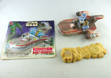 FERRERO + MAXI EI  / STAR WARS HAPPY HIPPO HIPPERIUM LANDSPEEDER + BPZ RAR