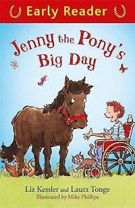 (Good)-Jenny the Pony's Big Day (Early Reader) (Paperback)-Kessler, Liz-14440159