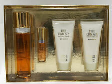 ELIZABETH TAYLOR WHITE DIAMONDS 4 Piece Gift Set