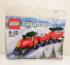 LEGO Creator Christmas Train Polybag (30543) NEW & SEALED Stocking Filler