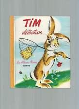 P. PROBST . TIM DÉTECTIVE . LES ALBUMS ROSES . 1964 .