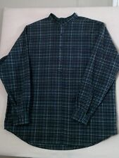 Big Man Civil War Era, Mountain Man, Long Sleeve Shirt, (St. John'S Bay) Sz. 2Xl