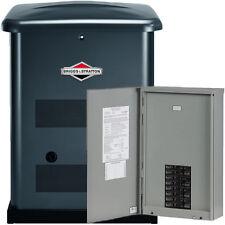 Briggs & Stratton 12kW Standby Generator System (100A 16-Circuit + AC Shedding)