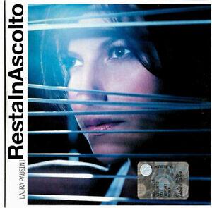 LAURA PAUSINI. RESTA IN ASCOLTO CD SINGOLO PROMO 2004 WARNER