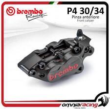 Brembo Racing 20475662 - Pinza Freno Assiale CNC P4 30/34 con Pastiglie (Destra)