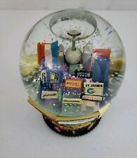2001 TWIN TOWERS. SONG LET IT SNOW! SNOW GLOBE NEW YORK CITY BROADWAY SHOWS. LN!