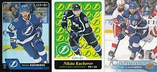 2016-17 OPC BLACK RAINBOW # 367 NIKITA KUCHEROV 097/100 LOT (3) a
