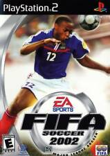 FIFA Soccer 2002 PS2 New Playstation 2