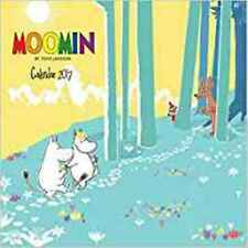 Moomin wall calendar 2017 (Art calendar) (Square), New Books