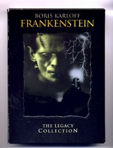 Frankenstein , the Legacy Collection DVD Boxed Set - Like New!