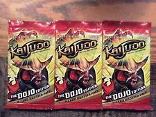 Kaijudo Rise Of The Duel Master TCG 3 Booster Packs