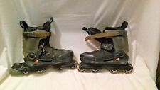 K2 Enemy Street Aggressive Inline Roller Skates Us Size 4-6 Used