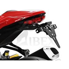 Ducati Monster 1200 R BJ 2016-18 Kennzeichenhalter Kennzeichträger IBEX Pro