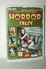 HORROR TALES GIOCO NUOVO SIGILLATO PC DVD VERSIONE ITALIANA AL1 46116