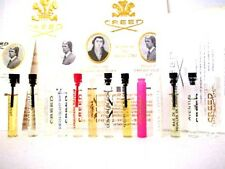 CREED FRAGRANCE PERFUME SAMPLE VIAL .08OZ/2.5ML NEW - CHOOSE YOUR FAVORITES -