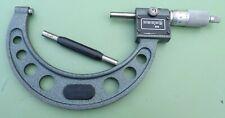 MITUTOYO Bügelmessschraube 100-125 mm Zählwerk Mikrometer Micrometer Meßschraube
