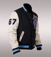 Beverly Hills Cop Axel Foley Detroit Lions Vintage Sports Letterman Jacket