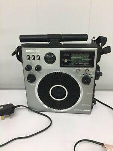 A Vintage National Panasonic GX600  5 Band Radio - Model RF-1150LBE