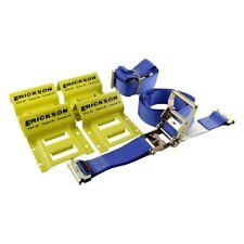 Erickson 09160 Wheel Chock & Tie-Down Strap Kit