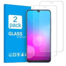 2x Samsung Galaxy A50 Schutzglas Panzerfolie Displayschutzfolie 9H Hartglas