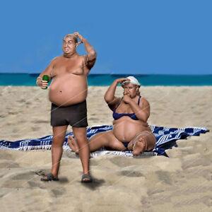 1/35 Resin Summer 2 Civilians Beach Fun Time Unpainted Unassembled 4723