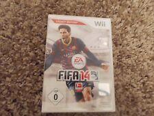 FIFA 14 -- Legacy Edition (Nintendo Wii, 2013, DVD-Box)