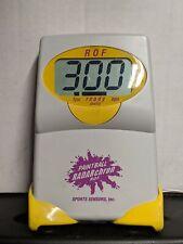 Paintball Radarchron Chronograph Field Velocity Limit Tester Chrono Used Bps