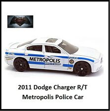 2011 Dodge Charger R/T. Metropolis Police Car. DJD23. LOOSE, fresh from box!
