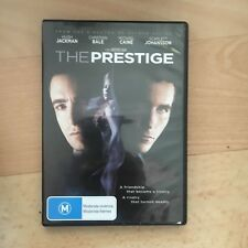 THE PRESTIGE DVD.