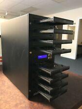 Acard technology pro DVD CD Duplicator Tower Burner. Copy 1 to 7 Targets