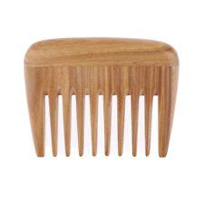 Dents Afro Pick Ascenseur Peigne Large Dent Cheveux Bouclés Peigne Unisexe