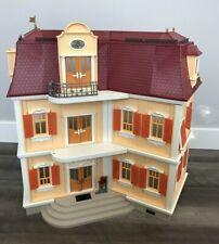 Vntg Playmobil Victorian Dollhouse 5302 Grande Mansion House