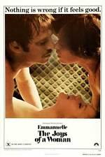 EMMANUELLE 2 Movie POSTER 27x40 B Sylvia Kristel Umberto Orsini Fr d ric Lagache