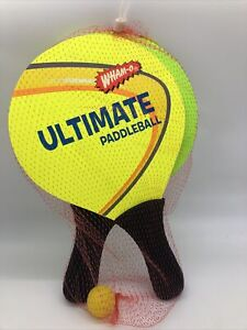 Ultimate Backyard Games Paddleball Racquet Set