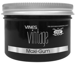 Vines Vintage Professional Barber Maxi Hair Gum 125ml