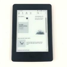 Amazon Kindle Paperwhite 3 7th Generation 4GB Wi-Fi 6in Black