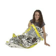 BRW Emergency Survival Pouch - outdoor disaster survival space blanket - NEW