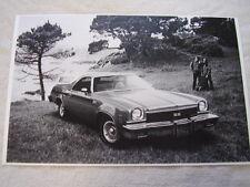 1973 CHEVROLET EL CAMINO SS  11 X 17  PHOTO  PICTURE