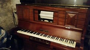PLAYER PIANO Rosewood 88 key