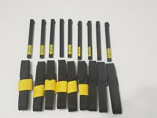 Wicked Lasers NANO Lot of 9 w Holsters - All need some repair See Full Details